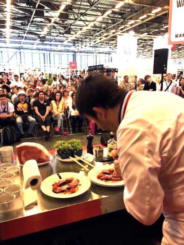 画像: パリで開催「JAPAN EXPO 」へ。和食、九州食材で旋風が起こってます