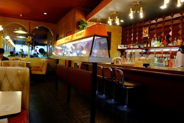 画像: 「熱海 レトロカフェBONNET(ボンネット)のカフェオレ」
