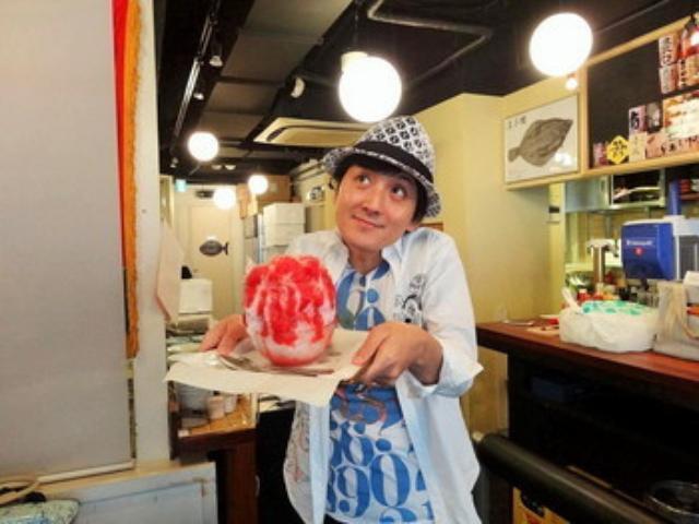 画像: あまいけいきさんプロデュースかき氷専門店「銀座かきごおり・寿(ことぶき)」7月15日オープン!