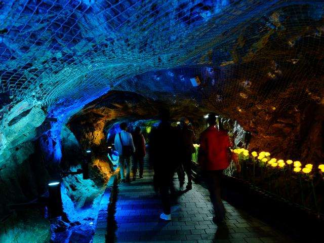 画像: 「韓国2016 光明洞窟と光明伝統市場」