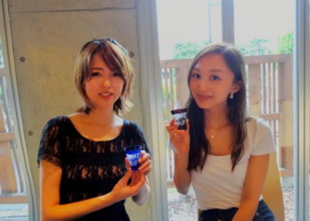 画像: 宍粟の日本酒とお料理のペアリングを楽しむ「播州一献の会」@白金台こばやし