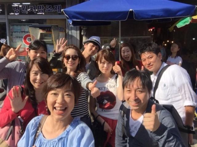 画像: 食べあるキングIN京畿道(15)DAY3★自由時間でスパ満喫からの洞窟観光、ローカル市場へ!