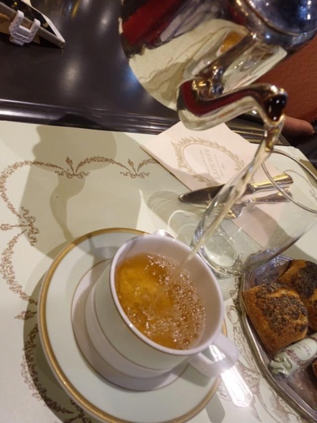 画像: シャルル・ド・ゴール空港のラデュレでお食事&限定マカロンも♪パリとわたしvol.25
