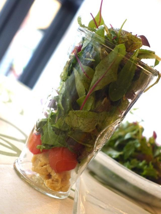 画像: 食べるほど、キレイになりそう「Herba Mondo ヘルバモンド」でランチ / 恵比寿