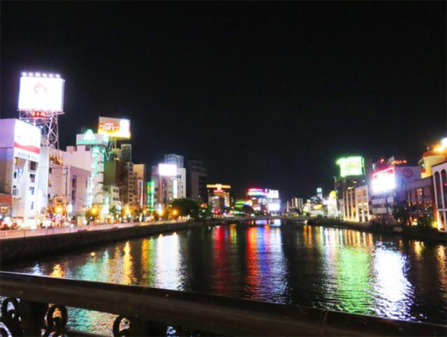画像: 【福岡】中洲夜景クルーズ&リバーサイドのバー♪@DJ EIJI's BAR 波to恋