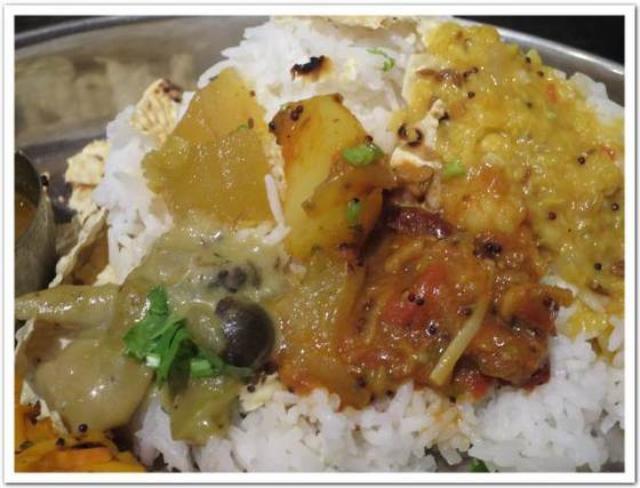 画像: カレーですよ2349(勝田台 葉菜)旅で得たものと野菜の料理。
