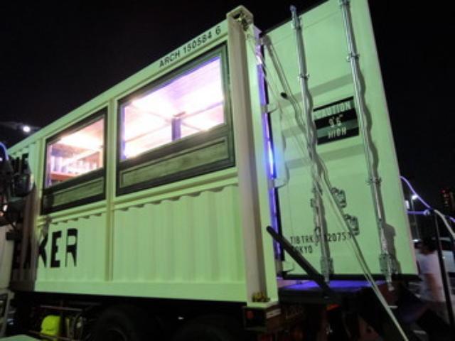 画像: トレーラー移動型店舗「THE ICE BREAKER(アイスブレーカー)」次世代かき氷@広尾
