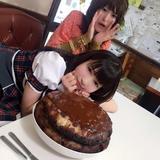画像: メガ盛りハンバーグ丼♪