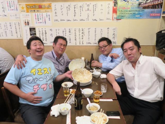 画像: 【千葉会2016】蘭州(東銀座/デカ盛り中華)