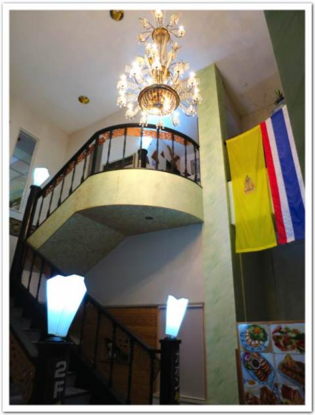 画像: カレーですよ2358(千葉茂原本納 タイ王国料理 カポン)峠のタイカレー宮殿。