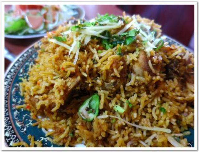 画像: カレーですよ2356(西大島 ハビビ)パキスタン料理のお店、西大島に。その1