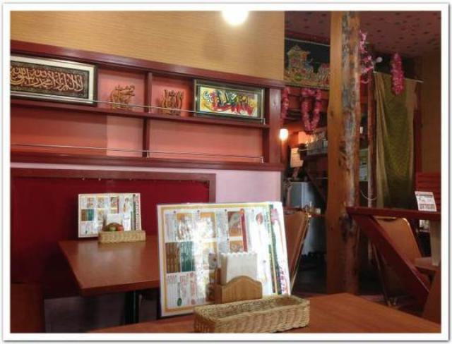 画像: カレーですよ2357(西大島 ハビビ)パキスタン料理のお店、西大島に。その2