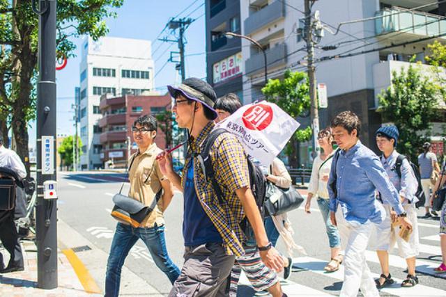 画像: 「食べない食べ歩きツアー 〜蒲田の餃子編〜」のガイドを務めました