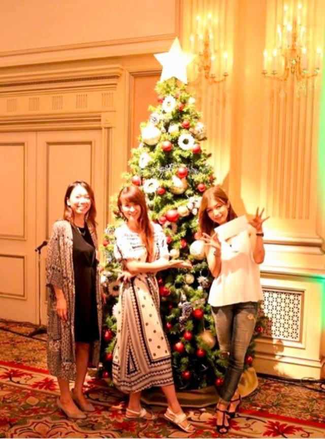 画像: 日本のホテルで一番早い!クリスマス発表会@リーガロイヤルホテル東京