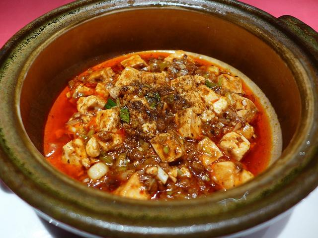 画像1: 本日のランチは北区堂島にある堂島ホテル地下1階にある「中国料理 瑞兆」に行きました。本格的な四川料理と広東料理がいただける、私の大好きなお店に久しぶりにランチに行ってきました!「特製土鍋麻婆豆腐」(1300円)大きな土鍋... emunoranchi.com