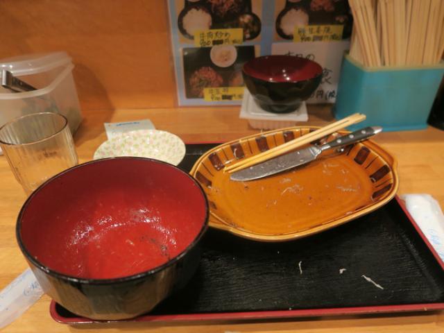 画像: つがる(品川/ベーコンステーキ定食)