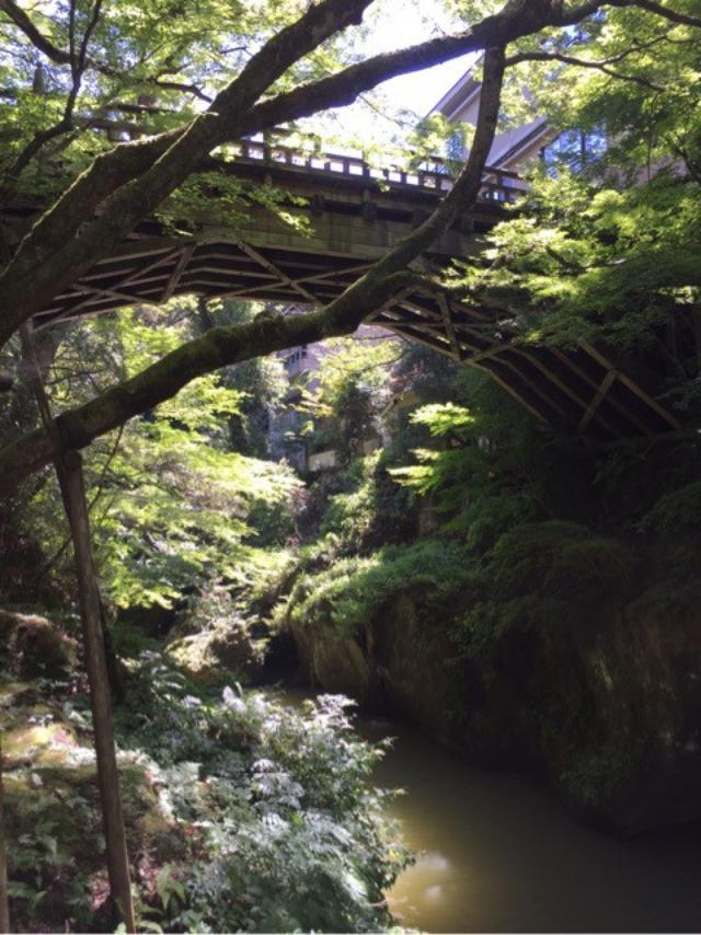 画像: 山中温泉こおろぎ橋のたもと明月楼に大感激してのどぐろ三昧