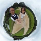 画像: 岡山を無理やり1泊で回る旅、スタート(岡山城、後楽園、デミカツ丼編)
