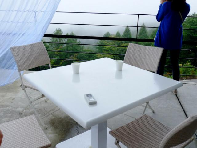 画像: 「長野・軽井沢 天空のカフェ アウラの黒カレー」