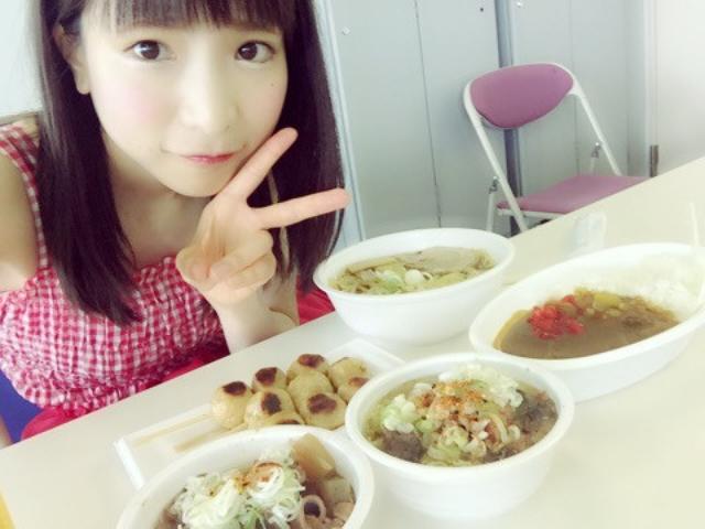 画像: 食べるイベント♪