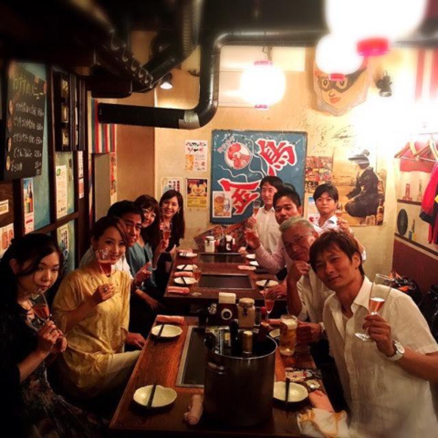 画像: 最終クラス会@ええとこ 代々木店