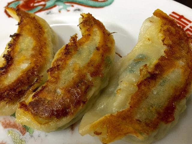 画像: 大阪餃子通信:阿倍野『点心飯店』であの店?のルーツの餃子を食す