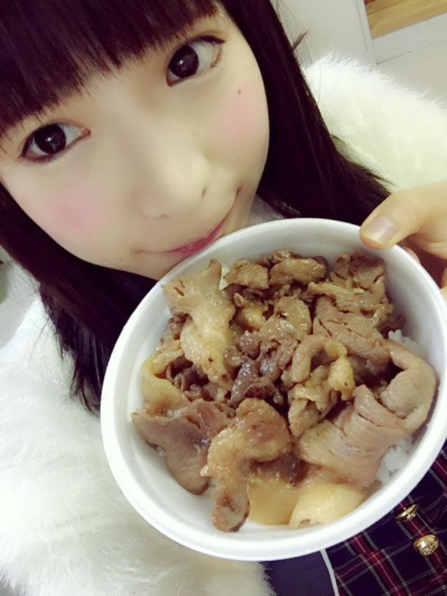 画像: 豚丼など♪