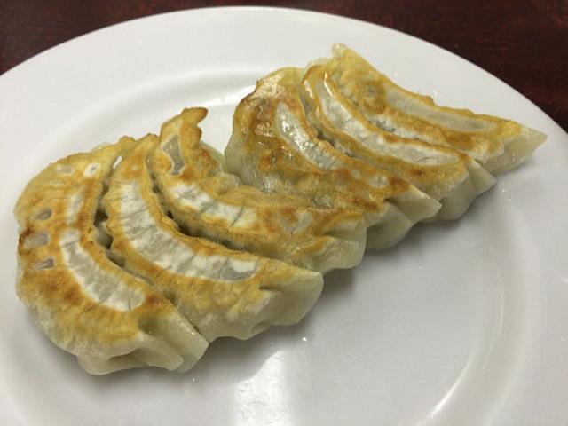 画像: 【大阪】長崎ちゃんぽんの「大鳳閣」で食べた味噌ダレ餃子