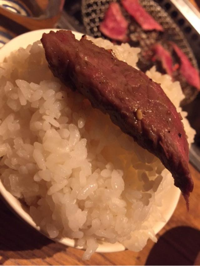 画像: お肉の会♪