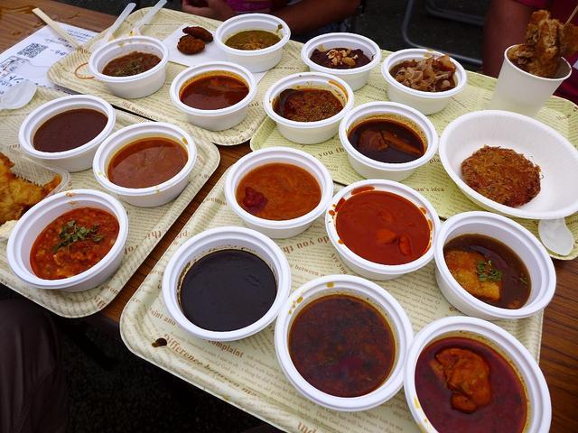 画像1: 本日のランチは万博記念公園のお祭り広場で開催中の「第2回カレーEXPO in 万博公園」に行きました。2016年9月22日(木・祝)、24日(土)、25日(日)の3日間、関西屈指の美味しいカレー店が40店舗も集結するイベ... emunoranchi.com