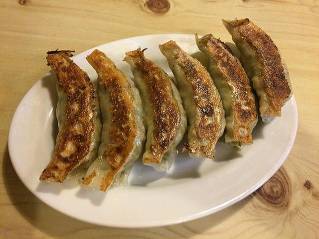 画像: 【大森】薄皮で餡ザクザクの「開華楼」の野菜餃子