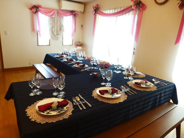 画像1: 本日のランチは富田林市にある料理教室「おもてなし料理&テーブルコーディネート教室Hiro's Factory 」に行きました。こちらの料理教室は、料理教室と言っても参加者が料理を作るのではなく、料理の先生の益田博... emunoranchi.com
