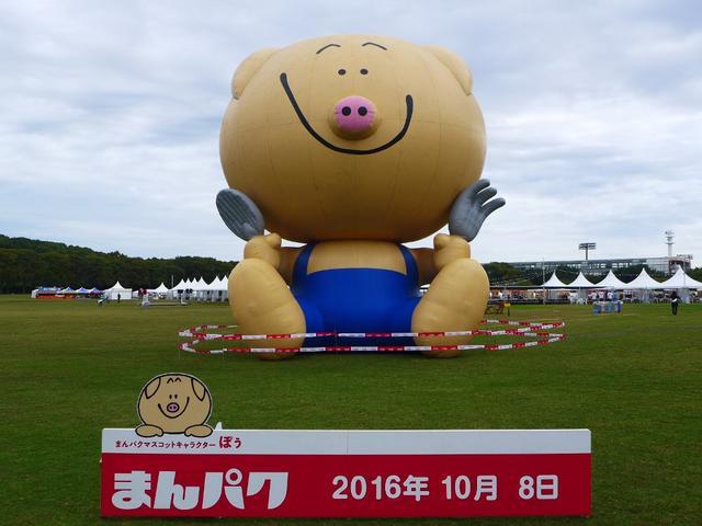 画像1: 本日のランチは2016年10月8日(土)、9日(日)、10日(月)、11日(火)、14日(金)、15日(土)、16日(日)、17日(月)の8日間、万博記念公園東の広場にて開催中の「まんパク in 万博2016」に行ってき... emunoranchi.com