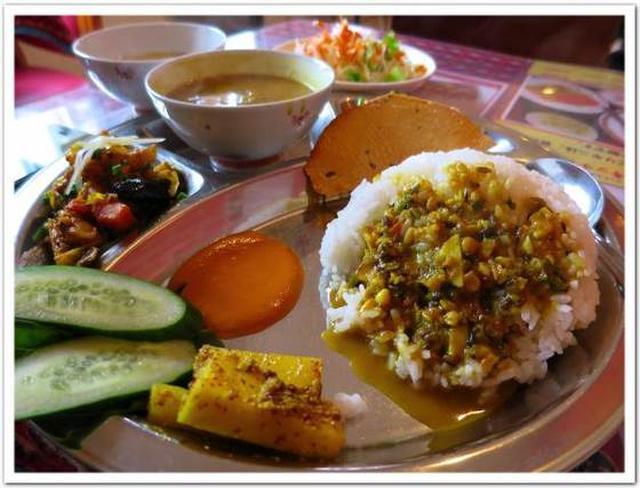 画像: カレーですよ2377(葛西 キッチンキクチ)菊地さんとこのネパール料理。