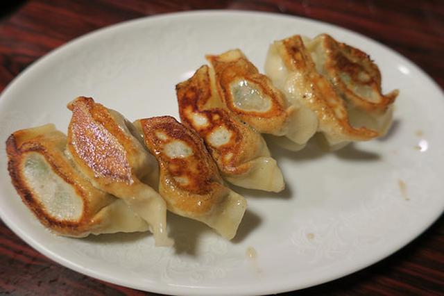 画像: 【江戸川橋】皮がうまい「綏彩(すいさい)」の焼餃子&水餃子