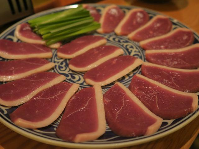 画像: 鴨シャブ 竹亭(赤坂/鴨肉しゃぶしゃぶ)