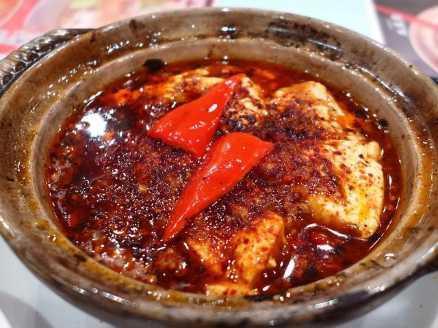 画像1: 本日のランチは心斎橋にある中華料理のお店「大成閣」に行きました。9月に行われていた「稲妻麻婆ラリー」で提供されていた、期間限定の絶品「稲妻麻婆」ですが、本当に本当に美味しかったので、あれからず~~っとまた食べたいと思って... emunoranchi.com