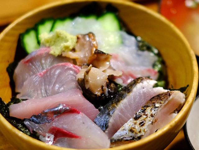 画像: 「石見ツアー 益田 田吾作の海鮮丼ランチ」