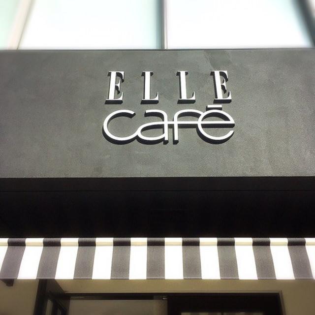 画像: いよいよオープン!ELLE cafe AOYAMA