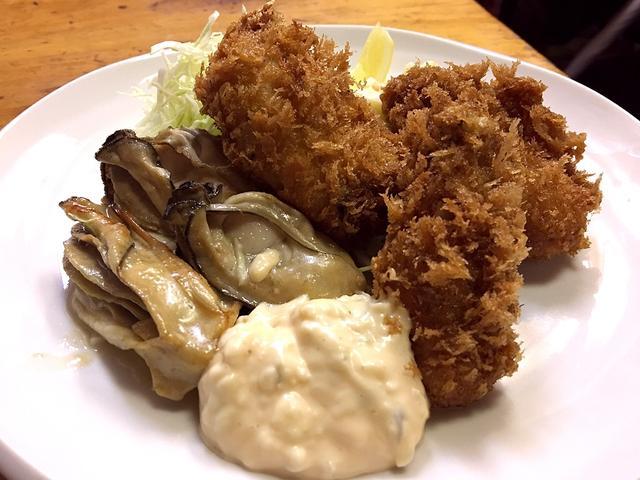 画像1: 本日のランチは築地市場内にある洋食屋さん「小田保」に行きました。久しぶりの東京出張なので、やっぱり築地に行ってきました(^^移転問題で揺れている築地市場ですが、いずれはなくなってしまうので、今日は場内で食べようと決めてい... emunoranchi.com