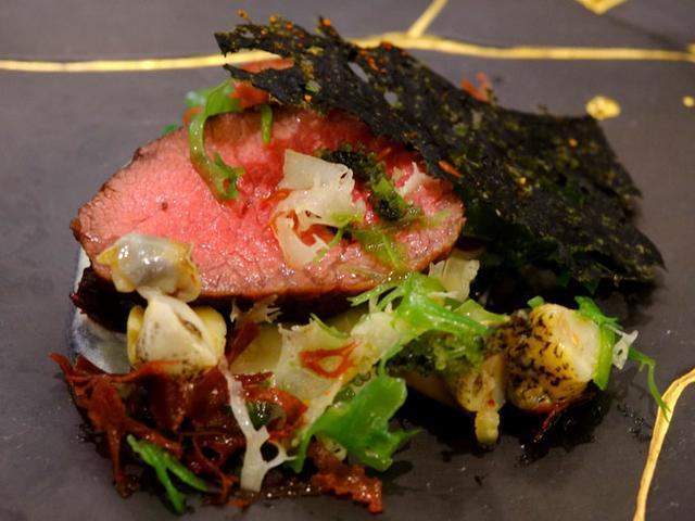 画像: 「六本木一丁目 KABCO(カブコ)のオイスター熟成肉コース」