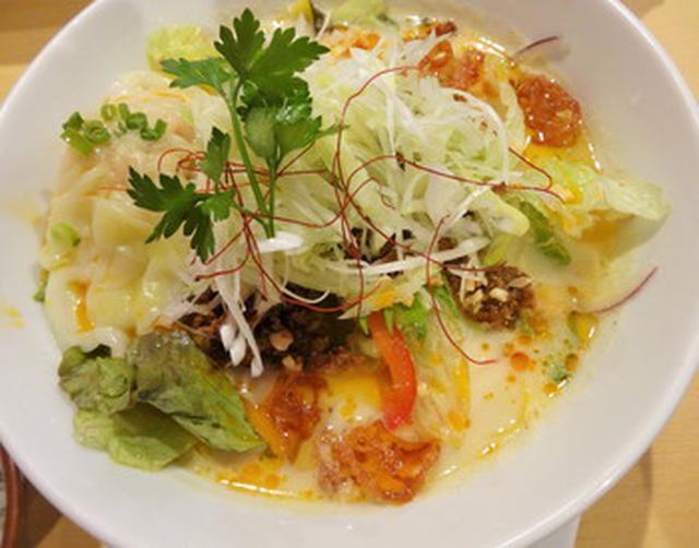 画像: 7色の担々麺!東京担々麺 RAINBOW(レインボー)錦糸町にOPEN