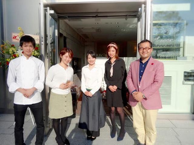 画像: 格之進グループの新店 熟成肉 牡蠣 フレンチ KABCO(カブコ)@六本木一丁目
