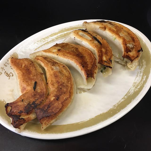 画像: 手打拉麺「馬賊」は餃子の皮ももちろん手打ち【日暮里】
