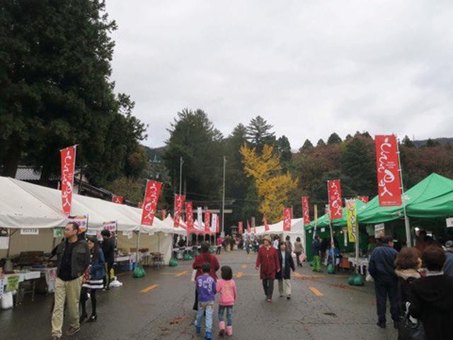 画像: 2いざ、石川県白山市!食べあるキングで食材探求に来ました
