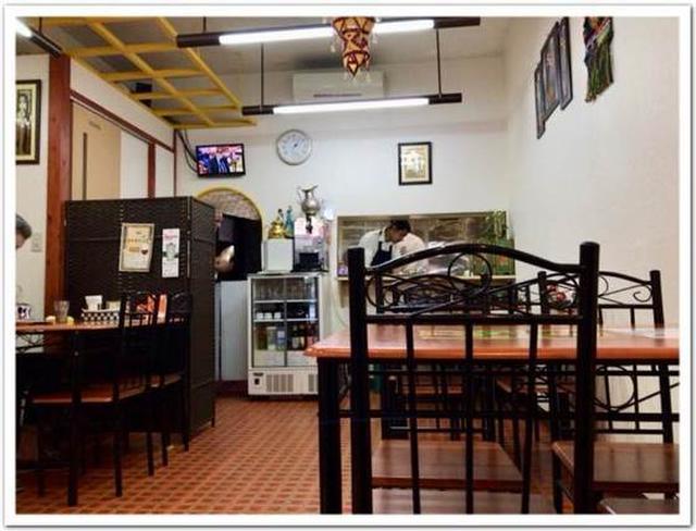 画像: カレーですよ2404(西大島 南インド料理 マハラニ)真面目な男の真面目な店。