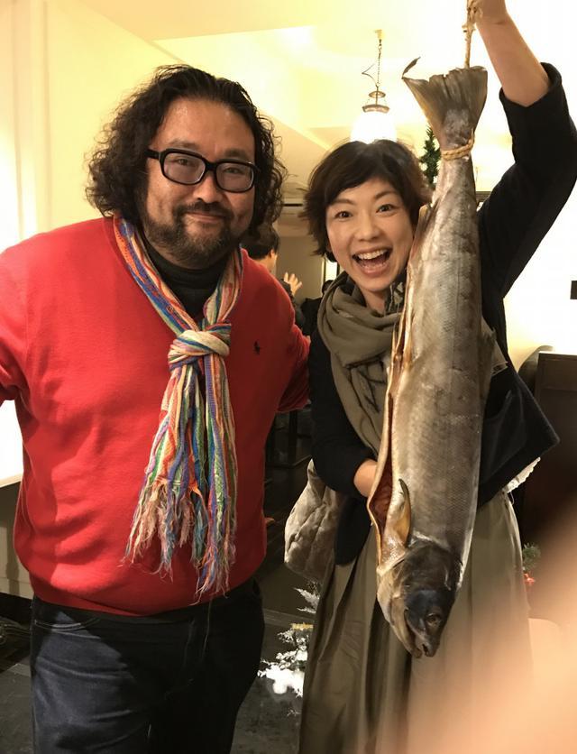 画像: 新潟の新巻鮭ーー!新潟市とスペイン・ビルバオ市の食の連携はじまります!