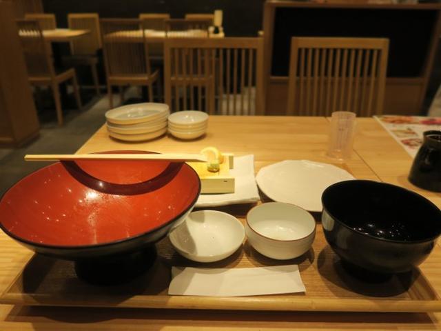 画像: 魚河岸千両(赤坂/バター醤油うに定食)