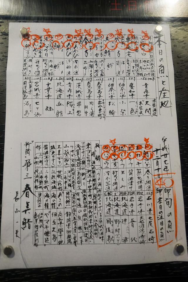 画像: 第三春美鮨 (新橋)剛の鮨に打たれた夜