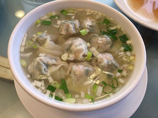 画像: 上海ワンタンを食べに萬来亭【横浜中華街】